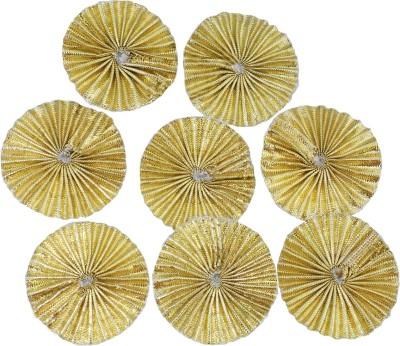 EmbroideryMaterial.com Gota Flower Ethnic Appliques Patches For Dresses-4CM