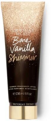 Victoria's Secret Bare Vanilla Fragrance Shimmer Lotion(236 ml)