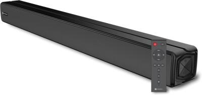 Portronics Pure Sound 1 60 W Bluetooth Soundbar(Black, Stereo Channel)