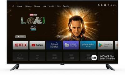 Mi 4X 138.8 cm (55 inch) Ultra HD (4K) LED Smart TV