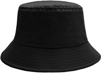 INFISPACE BUCKET HAT(Black, Pack of 1)
