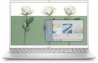DELL Inspiron 5518 Core i5 11th Gen - (16 GB/512 GB SSD/Windows 10 Home) Inspiron 5518 Laptop(15.6 inch, Silver, 1.65...