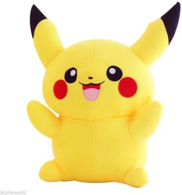 Tickles Pikachu Pokemon   28 cm Yellow Tickles Soft Toys