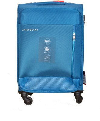 ARISTOCRAT PARK 4W   SMALL   Expandable Cabin Luggage   20 inch