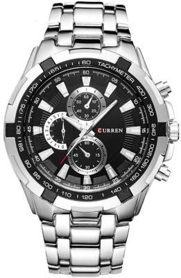 Curren Smart Analog Watch   For Men Curren Wrist Watches