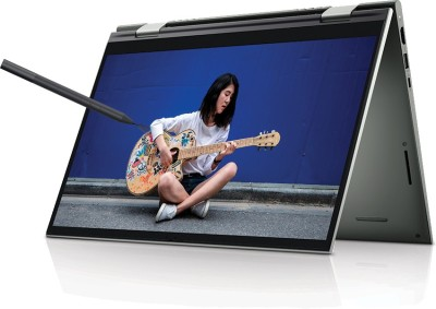 DELL Inspiron Ryzen 7 Octa Core 5700U - (16 GB/512 GB SSD/Windows 10) Inspiron 7415 2 in 1 Laptop(14 Inch,...