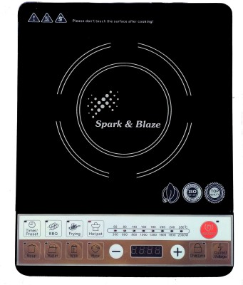 My Store 101 Induction Cooktop(Black, Push Button)