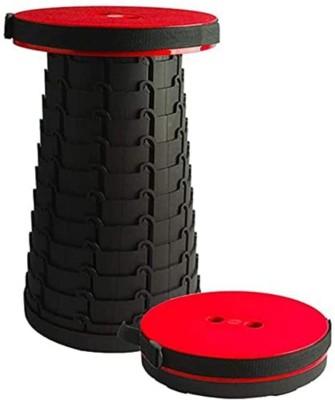Bella Faccia Stool(Black, Red, DIY(Do-It-Yourself))