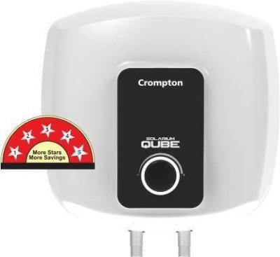 CROMPTON 25 L Instant Water Geyser (CromptonSolariumQube25Ltrs, White)