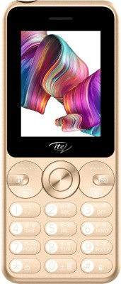Itel Muzik 400(Champagne Gold)