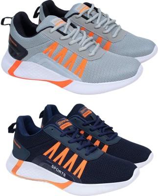 BIRDE Walking Shoes For Men(Multicolor)