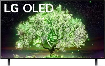 LG OLED A1 Series 121 cm (48 inch) OLED Ultra HD (4K) Smart TV(OLED48A1PTZ)