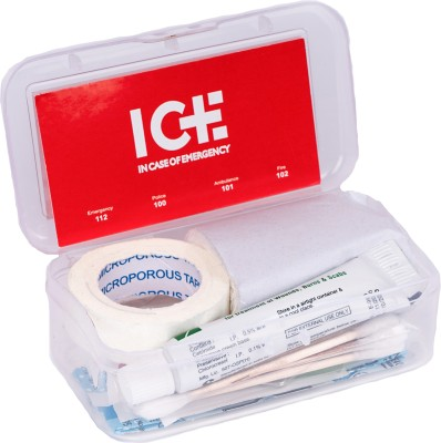 iceco MI01 First Aid Kit(Home, Workplace, Vehicle)