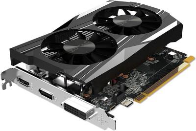 ARADH ENTERPRISE NVIDIA ZT-P10510B-10L 4 GB GDDR5 Graphics Card(Black)