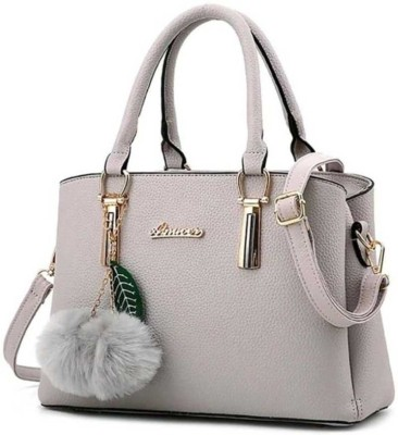 LET'EM PLAY Women Grey Hand-held Bag