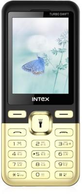 Intex Turbo Swift(Gold+Black)