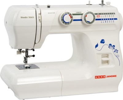 USHA Wonder Stitch Electric Sewing Machine( Built-in Stitches 13)