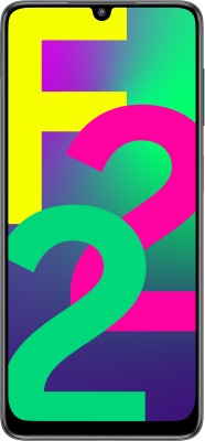 SAMSUNG Galaxy F22 (Denim Black, 128 GB)(6 GB RAM)