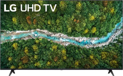 LG 139 cm (55 inch) Ultra HD (4K) LED Smart TV(55UP7720PTY)
