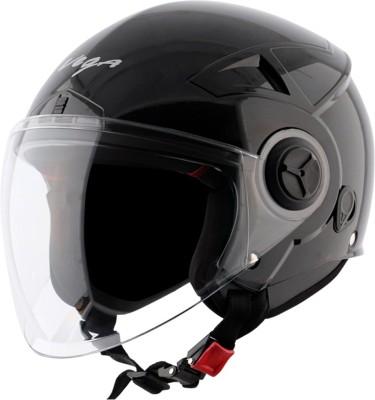 VEGA Blaze Dx Motorbike Helmet(Black)
