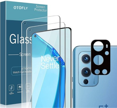 OTOFLY Edge To Edge Tempered Glass for OnePlus 9R(Pack of 1)