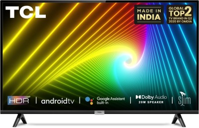 TCL P65 Series 108 cm (43 inch) Full HD LED Smart Android TV(43S6500FS)
