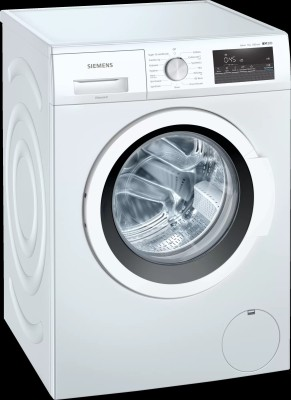 Siemens 7 kg Fully Automatic Front Load with In-built Heater White(WM12J16WIN)