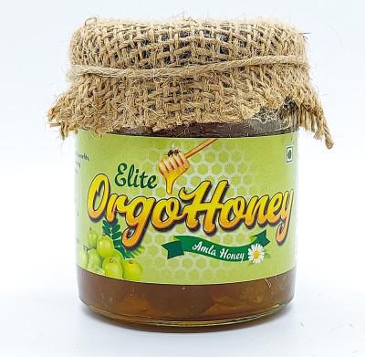 ELITE ORGOHONEY Amla Soaked Organic Natural Honey(200 g)