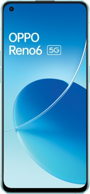 OPPO Reno6 5G (Aurora, 128 GB)(8 GB RAM)