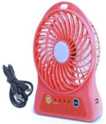 Clairbell ZTI_444N_ UsbFan comaptiable with all Smart phone || Mini cooler|| Mini Air conditioner || Mini AC || Portable Fan|| Mini fresh Air cooler |