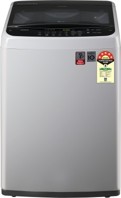 LG 8 kg Fully Automatic Top Load Silver(T80SPSF2Z)