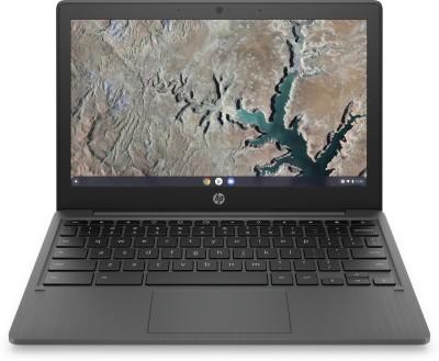 HP Chromebook MT8183 - (4 GB/64 GB EMMC Storage/Chrome OS) 11a-na0004MU Chromebook(11.6 inch, Ash Grey, 1.07 Kg)