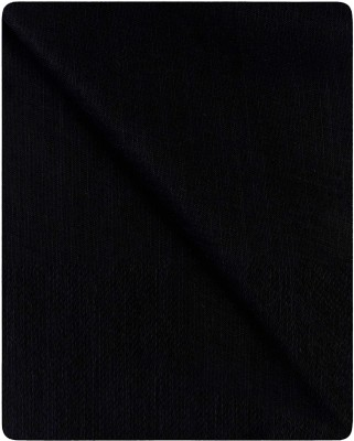 Kultura Polycotton Solid Trouser Fabric(Unstitched)
