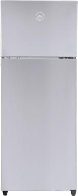 Godrej 244 L Frost Free Double Door 3 Star Convertible Refrigerator(Steel Rush, RF EON 244C 35 RCI ST RH)