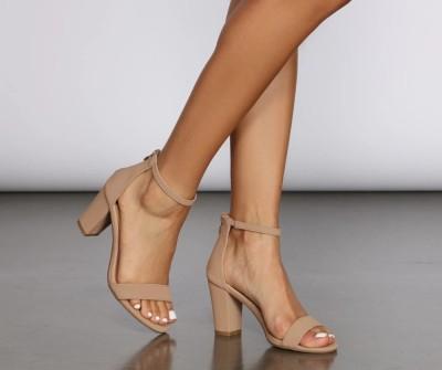 SHOPIEE Women Off White Heels