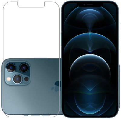 Flipkart SmartBuy Tempered Glass Guard for Apple iPhone 12 Pro Max(Pack of 1)
