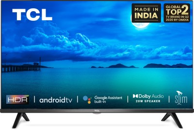 TCL S65A Series 79.97 cm (32 inch) HD Ready LED Smart Android TV(32S65A)