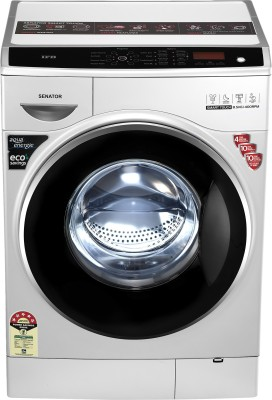 IFB 8.5 kg Fully Automatic Front Load Silver(Senator Smart Touch SX 8514)