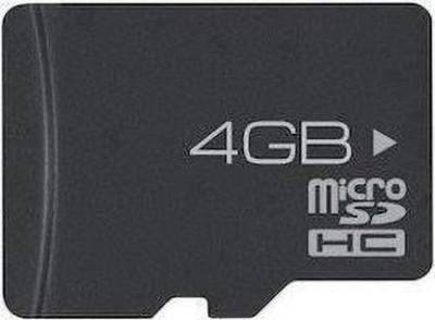TUCCI 10x 4 GB SD Card Class 10 40 MB/s Memory Card