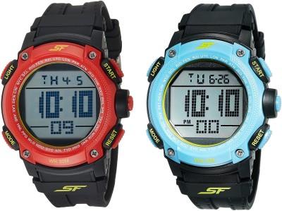 SONATA 77073PP01+77073PP04 Digital Watch   For Men SONATA Wrist Watches