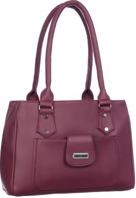 Snappy Women Maroon Shoulder Bag