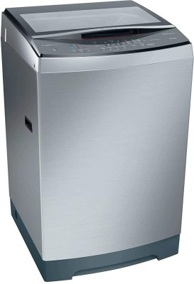 BOSCH 10 kg Fully Automatic Top Load Silver(WOA106X2IN)