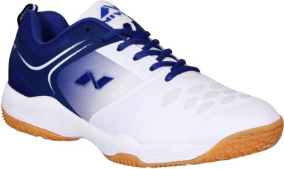 NIVIA Badminton Shoes For Men White NIVIA Sports Shoes