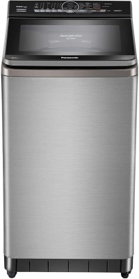 Panasonic 8 kg Fully Automatic Top Load with In-built Heater Grey(NA-F80V9SRB)