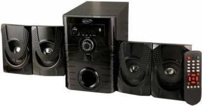 scherzando MJ 0907 90W 4.1HOME THEATER BLACK 90 W Bluetooth Home Theatre(Black, 4.1 Channel)