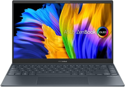 ASUS Ryzen 7 Octa Core 5800U - (16 GB/1 TB SSD/Windows 10 Home) UM325SA-KG701TS Thin and Light Laptop(13.3 inch, Pine...
