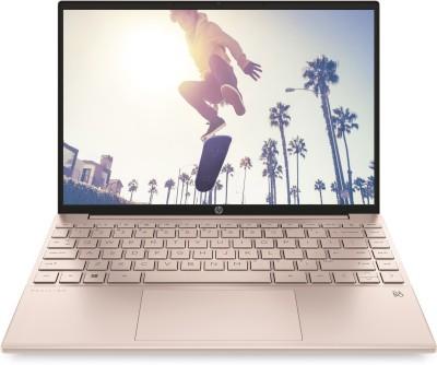 HP Pavilion Aero Ryzen 5 Hexa Core 5600U - (16 GB/512 GB SSD/Windows 10 Home) 13-BE0190AU Thin and Light Laptop(13.3...