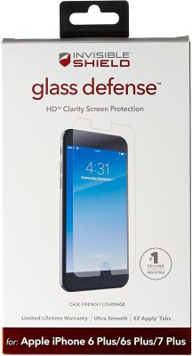 Zagg Tempered Glass Guard for Apple iPhone 7 Plus(Pack of 1)