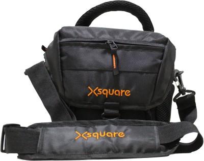 Xsquare DSLR Camera Shoulder Bag Travel Camera Bag for Nikon Canon Sony Cameras, Lens, Tripod and Accessories Camera Bag(Black)