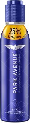 PARK AVENUE Long Lasting Body Fragrance-Epic Perfume - 130 ml(For Men)